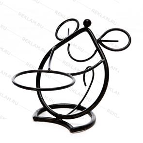 Подставка под цветы Мышь