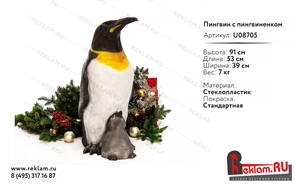 Фигура Пингвин