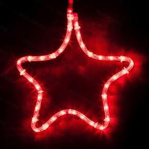 Светящаяся фигура Звезда