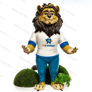 {{photo.Alt || photo.Description || 'Рекламная фигура Лев, стеклопластик, 185 см.'}}