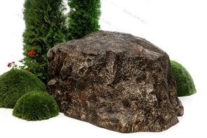 Крышка септика Камень большой