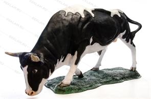 рекламная фигура бык