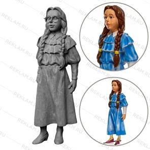 сказочная фигура девочка Элли