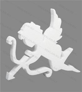 Скульптура из пенопласта Ангел