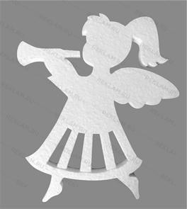 Фигура из пенопласта Девочка