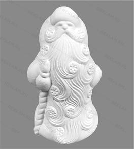 Фигура из пенопласта Дед мороз