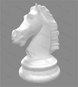 Фигура из пенопласта Конь