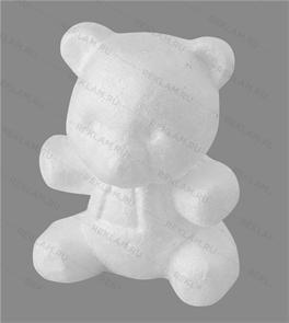 Фигура из пенопласта Медвежонок