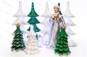 Набор новогодних фигур на праздник