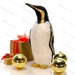 декоративная фигура пингвин