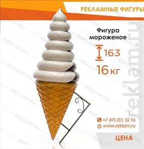 Макет Мороженого Сопрано