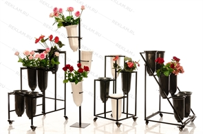 стойки флористические для цветов