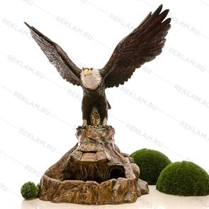 фонтан орел горный