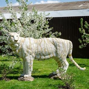 объемная фигура амурский тигр