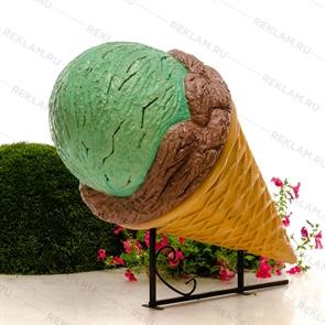 фигура мороженое