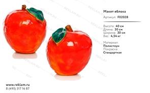 макеты фруктов