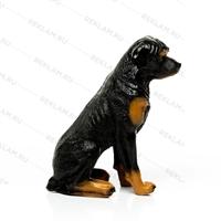фигура из полистоуна собака