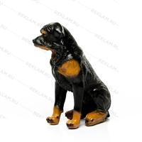 ростовая фигура собаки