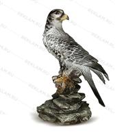 скульптуры птиц