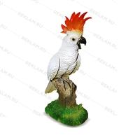 ростовая фигура попугая