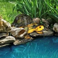 рекламная фигура черепаха