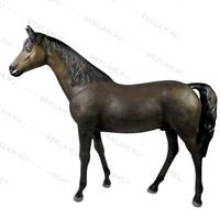 конь в натуральную величину