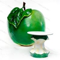 ростовая фигура яблока