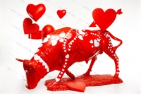 рекламная фигура ко дню святого валентина