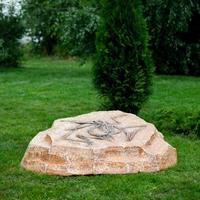 камень скелет динозавра