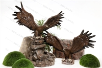 ростовая фигура орла