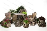 комплект мебели под дерево