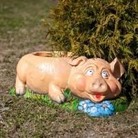 оригинальная фигура свинки