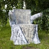 Кресло Пень берёзовый - фото 13493
