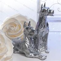 комплект интерьерных скульптур