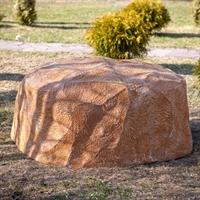 крышка септика из искусственного камня