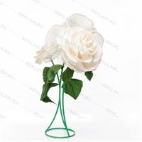 розы из изолона