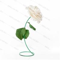 большая роза из изолона