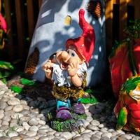 фигурки гномов для ландшафтного декора
