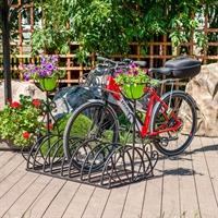 кованая велостоянка