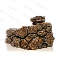 фонтан под камень