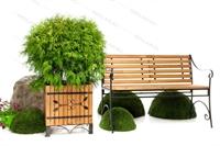 комплект кованой уличной мебели
