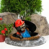 декоративная крышка на канализационный люк купить