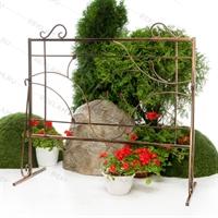 декоративный пластиковый заборчик для дачи купить