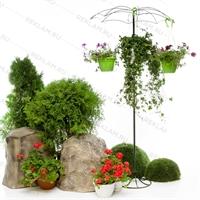 вертикальное озеленение москва