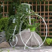 вертикальное озеленение велосипед