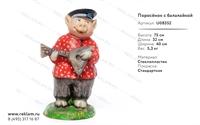 рекламная фигура свинки