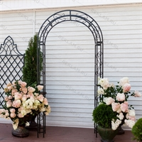 декоративная цветочная арка