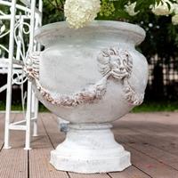 цветочный вазон