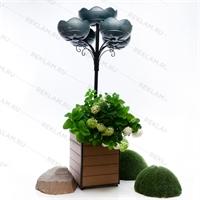 искусственное вертикальное озеленение