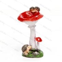 ландшафтные фигуры грибов